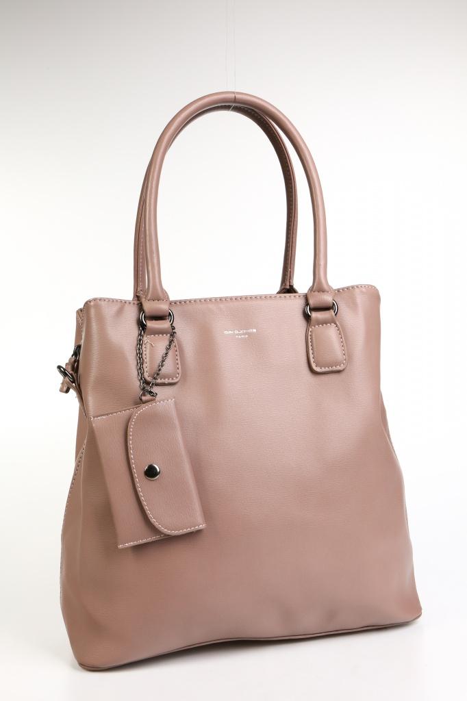 bc418a06be4 DAVID JONES Artikkel: 70 5647 426 (roosa värv). Pealsematerjal: Kunstnahk  hooaeg: sügis, talv. Naiste kott ...